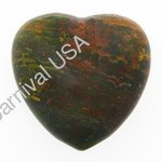 Bloodstone Pocket Heart