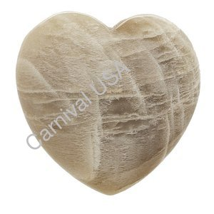 Moonstone Pocket Heart
