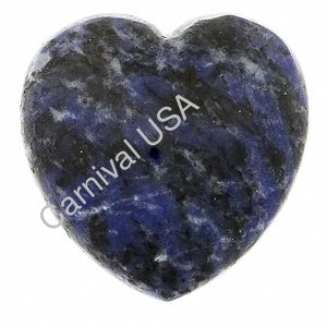 Sodalite Pocket Heart