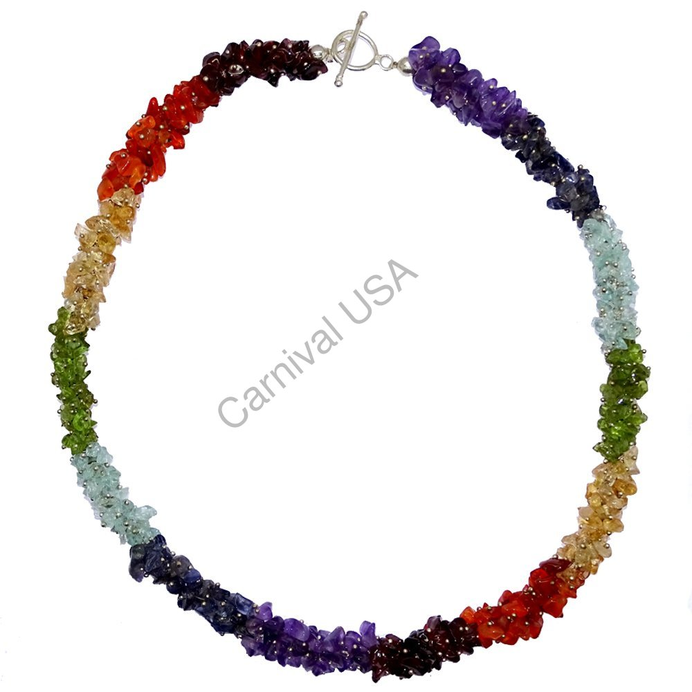 Chakra Multi-Strends Necklace